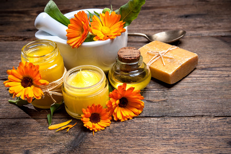 Herbal Medicine: Calendula