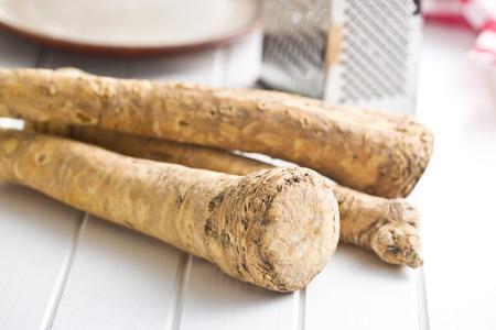 Herbal Medicine: Horseradish