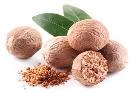 Herbal Medicine: Nutmeg