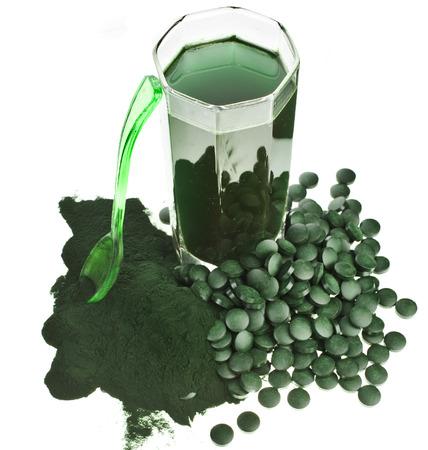 Herbal Medicine: Spirulina